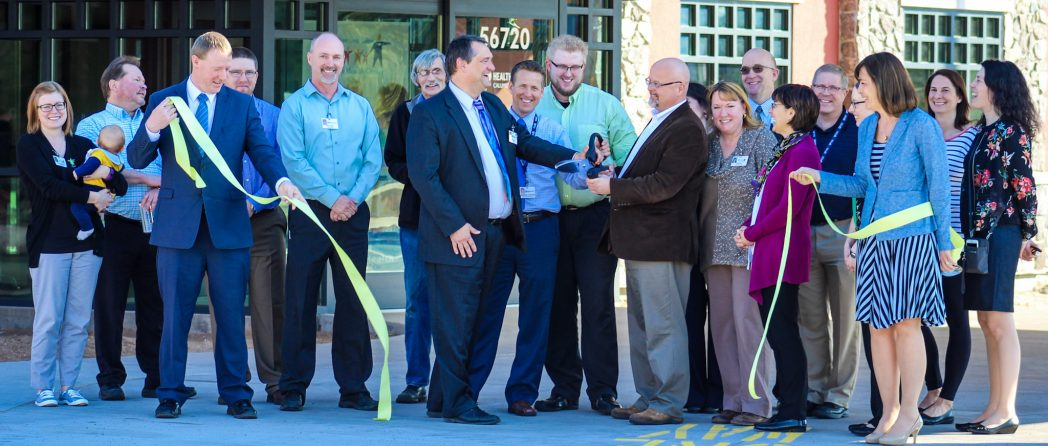 Chamber After Hours Ribbon Cutting